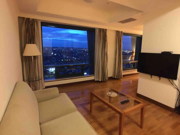 Seeing Taichung with great city views (high grade)