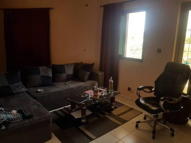 Appartement meublé prestige à Thiès pour les va'cs
