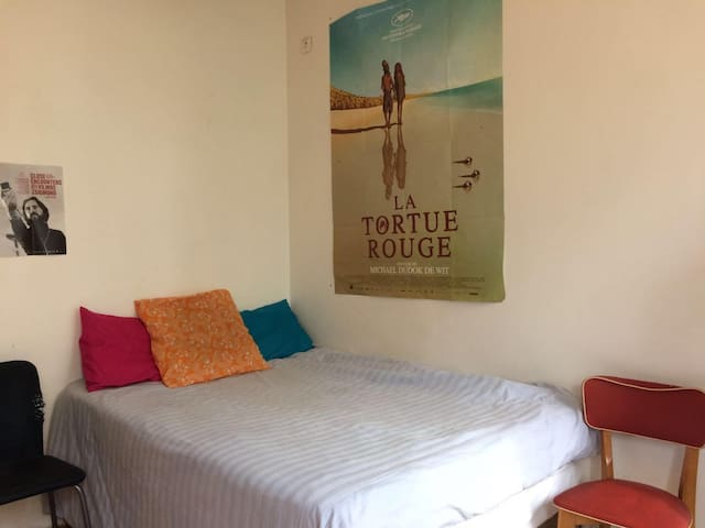 Gorgeous room, near train station and city center - Toulouse
