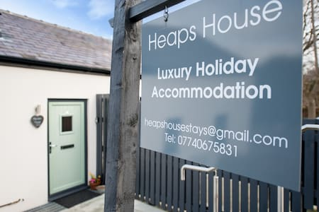 Heaps House Luxury Holiday Let - Denby Dale - Ház