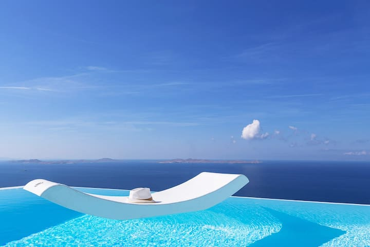 SPACES 2-luxury villa in mykonos - Míkonos - Villa