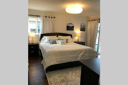 Master Suite One Block From Stanford - Palo Alto