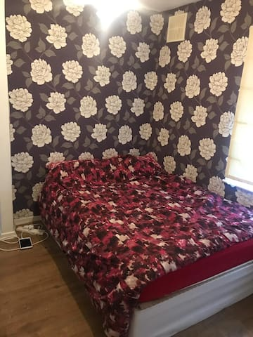lovely double room in a spacious house