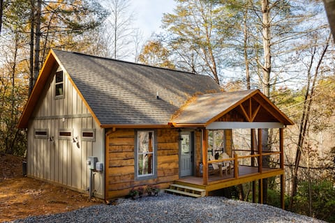 #1 Rated Cabin in Blue Ridge - Tranquility Ridge