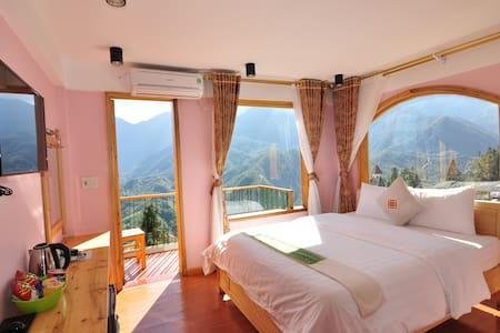 2-Double room mountain view