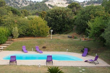 Provence Villa & Swimming Pool - Marseille/Cassis - La Penne-sur-Huveaune
