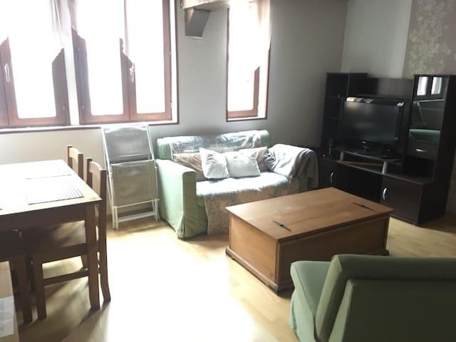 Charmant appartement dans bâtiment à colombage