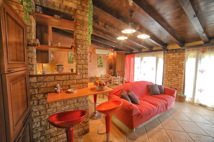 New! Seccagrande Miramare Elegant Apartament x 5!