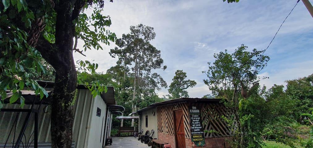 K Kabin, Pekan Pahang