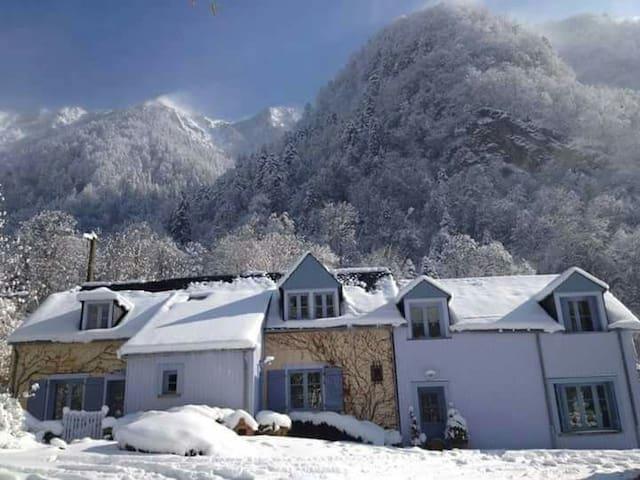 La Grange Saint Jean - Cauterets - - Cauterets - House