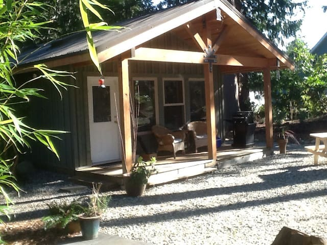 Charming cabin in the woods - Half Moon Bay - Cabaña