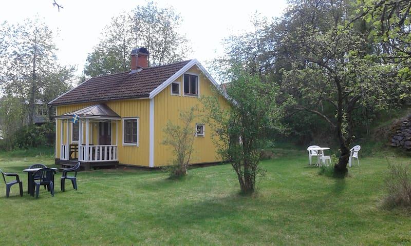Ferienhaus Lönneberga