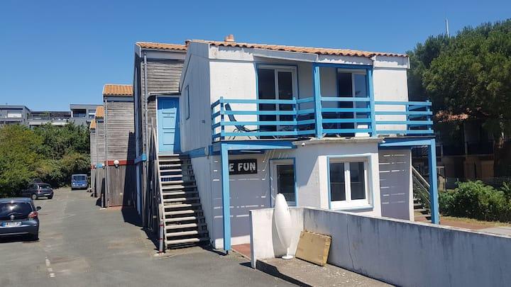 Studio La Rochelle proche plage