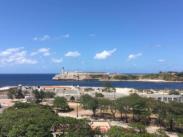 """""""Casa Pla"""" Best view of La Habana - La Havana - Appartement"""
