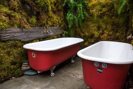 The Fernside Hidden Bath & Oasis