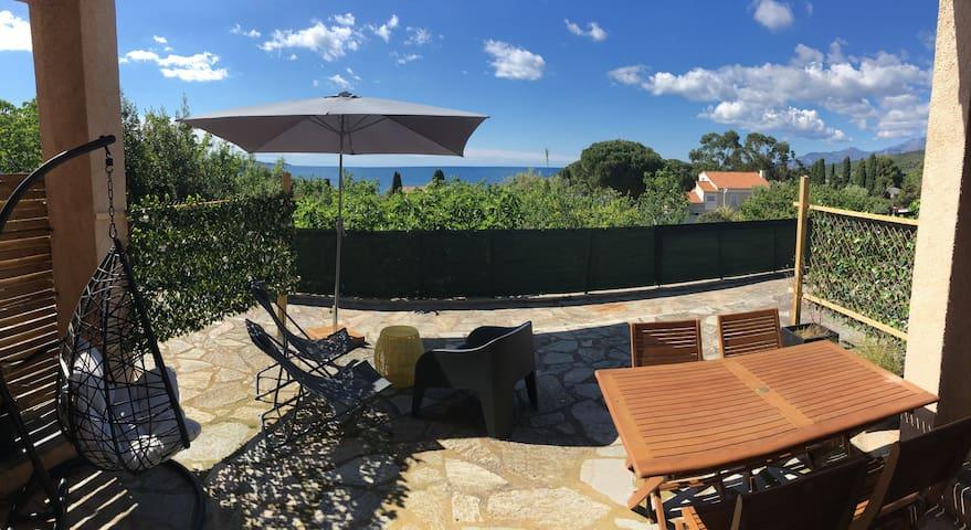 Appartement vue mer Florent