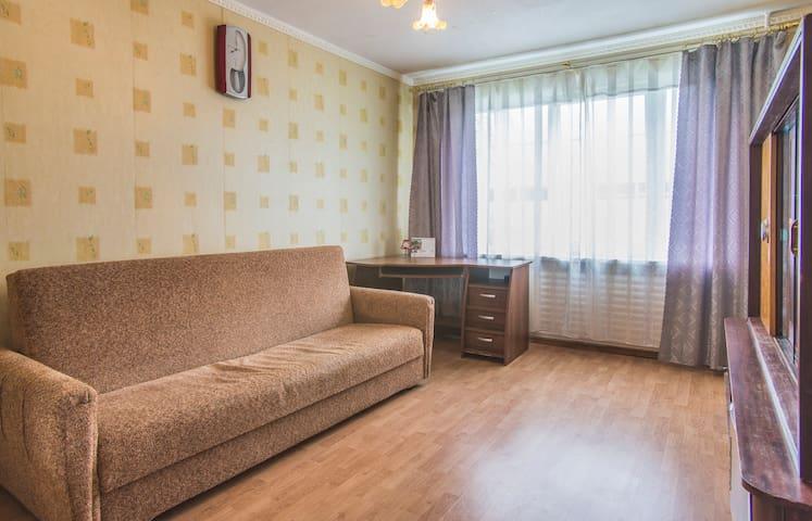 17 мин до центра Риги, уютная квартира,тихий район