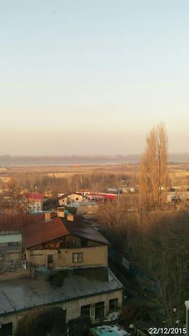 Amazing view Danube