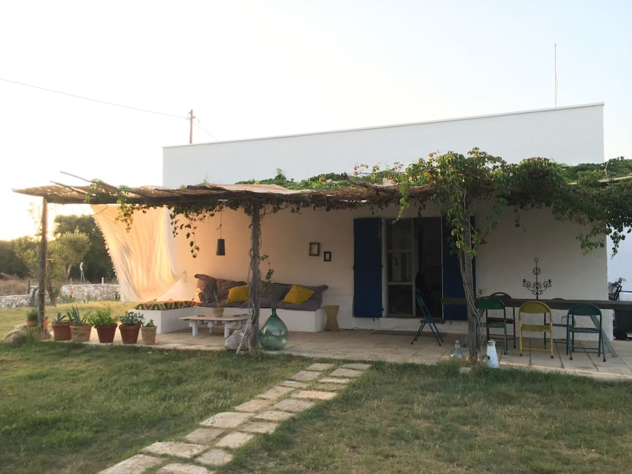 Mediterranean style house puglia houses for rent in for Rent a home in italy