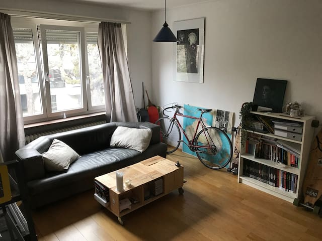 Cozy apartment close to Baselworld & Art Basel