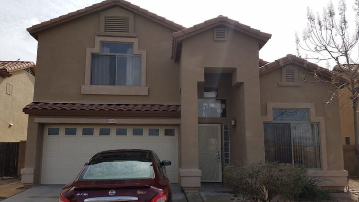 Litchfield park home.  Quiet and peaceful.