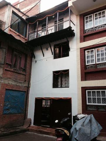 Bhaktapur Shekhar's home