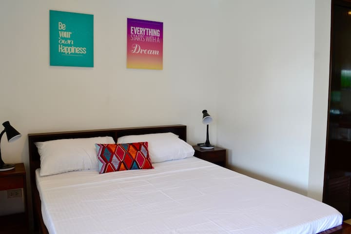 Big Dreams Residences - Sleep with the Queen - Mandaue City - ที่พักพร้อมอาหารเช้า