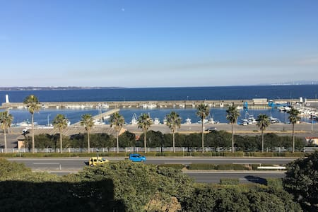 [last sale]large flat Ocean View 1min from Station - Beppu