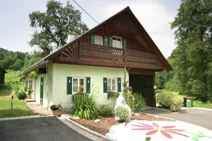 Luxurious Holiday Home in Styria with Garden