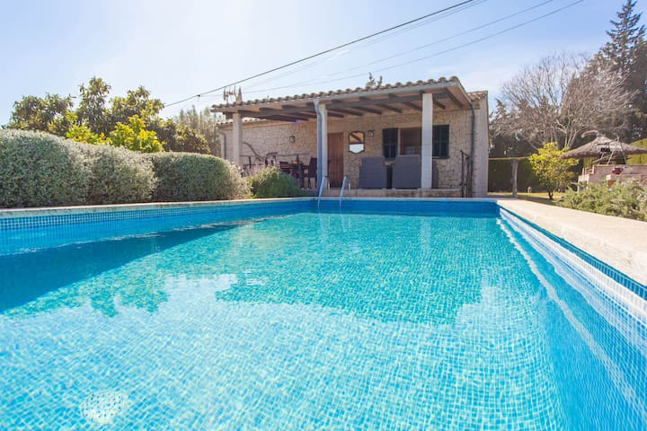 CAN PEREO - Villa for 4 people in SELVA.