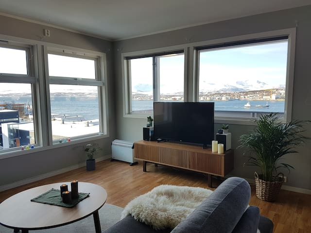 Apartment with amazing view, 1 bedroom + sofa