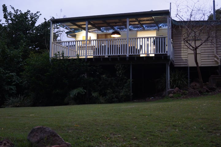 Clint's Place - Top of the village