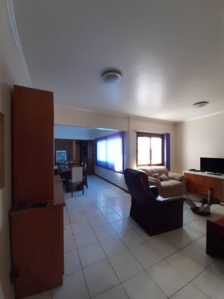 Apartamento Amplo para curtir suas férias!!