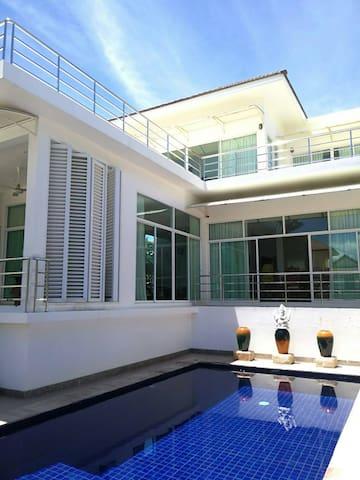 Pool villa huahin 94