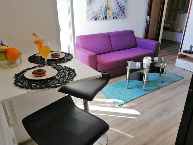 Apartment Jele - sea view for 5 people