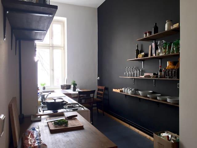 (URL HIDDEN) - Берлин - Квартира