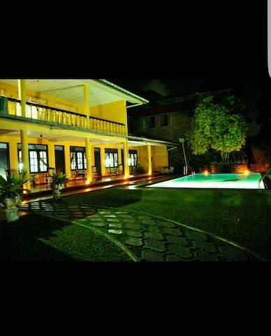 Welcome to Residence Jasmine - Aluthgama - Oda + Kahvaltı