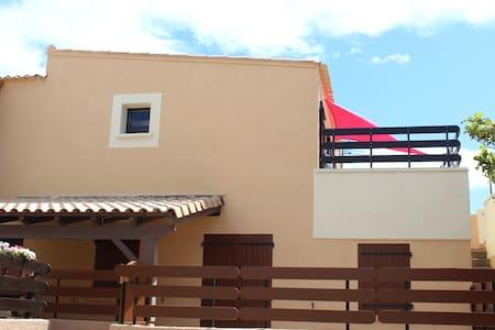 Les Sablons 3, T2 26m² + mezzanine 12 m² - Leucate