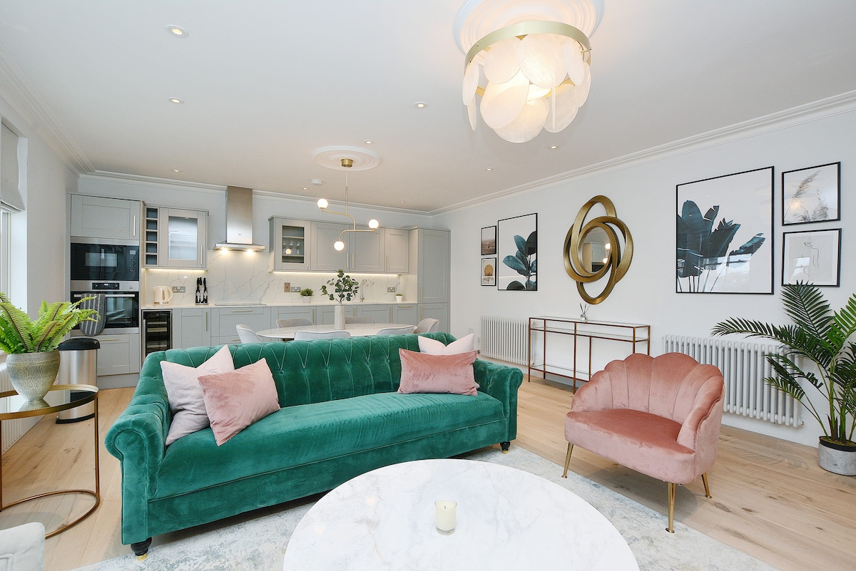 airbnb london england kensington