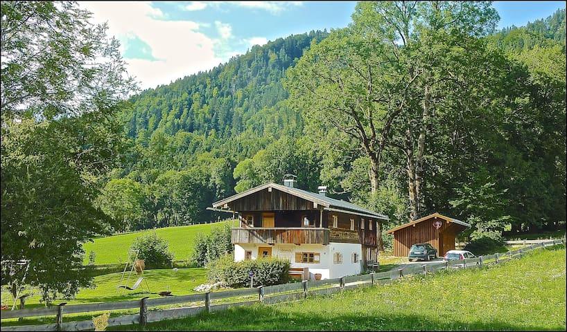 Moderne Ferienwohnung - Gut Geisreuth - freie Lage