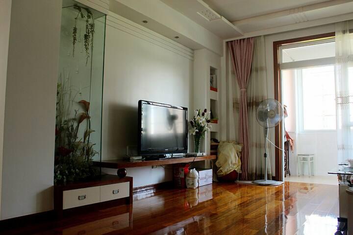 海岛温馨套房,免费停车位,适合自驾游家庭 - 舟山市 - Apartment