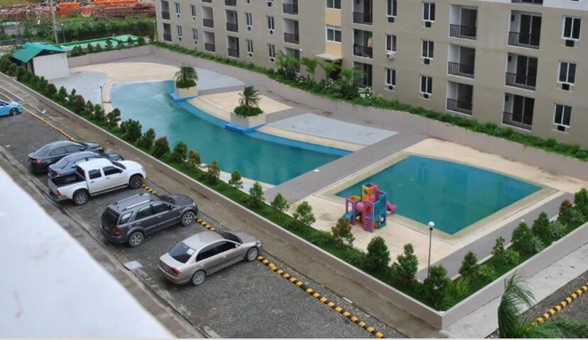 Comfy Condo Unit- Saekyung Village Lapu-lapu City