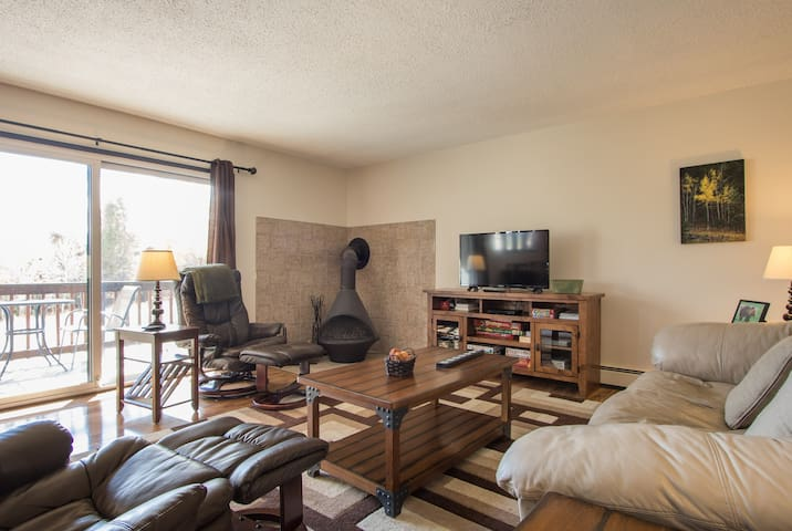 The Grizzly Den - Mountain Retreat - Silverthorne - Flat