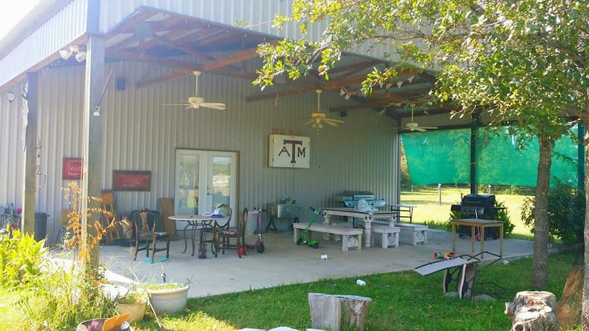 Great Place for TAMU Football Games - Anderson - Apartment