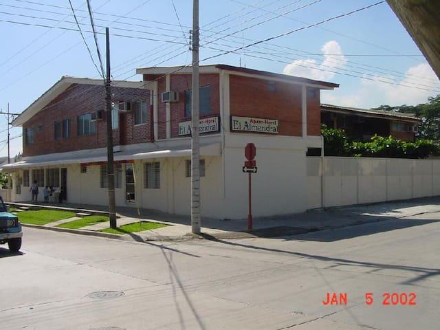 HOTEL EL ALMENDRAL - San Pedro Sula