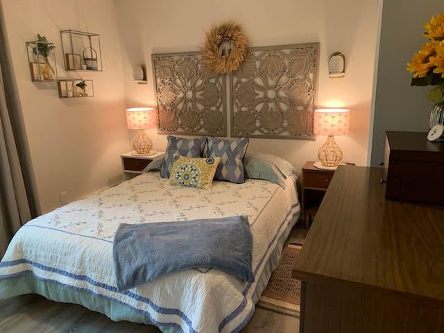Second Bedroom- Queen Size Bed