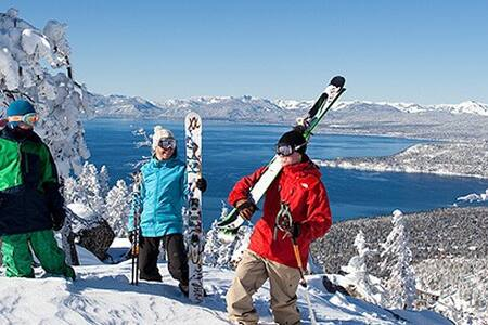 DREAMY RELAXING RESPITE, SKI AREA 2 MILES AWAY! - Incline Village