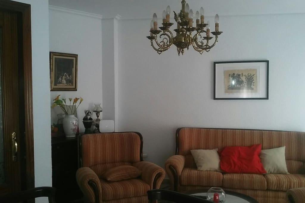 Salón/ Living-room