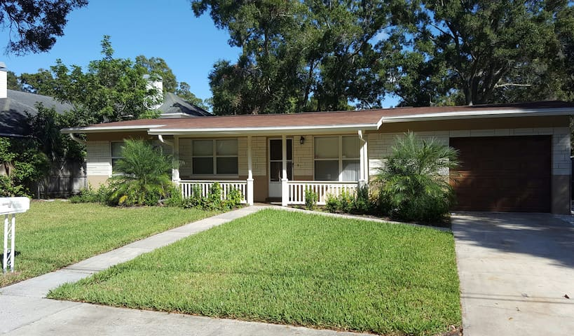 Family Vacation or Weekend Getaway - Pinellas Park - Casa