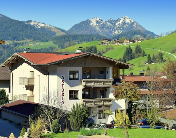 Apartment Wildschönau in Tyrol 102 - Oberau - Apartemen
